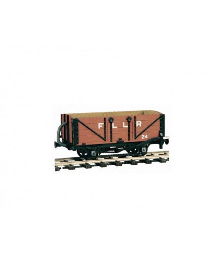 Peco 4 Wheel Open Wagon O-16.5 Gauge OR-24
