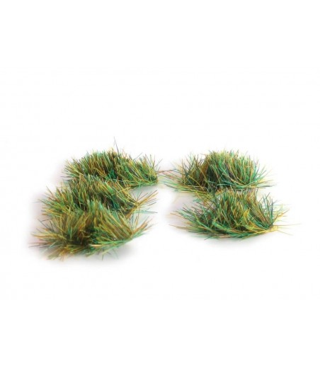 Peco 4mm Self Adhesive Grass Tufts Assorted All Gauges PSG-50