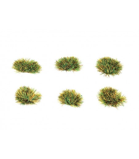 Peco 4mm Self Adhesive Spring Grass Tufts All Gauges PSG-54