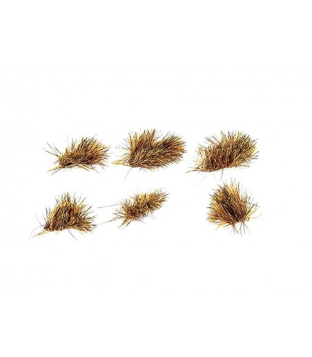Peco 6mm Self Adhesive Patchy Grass Tufts All Gauges PSG-65