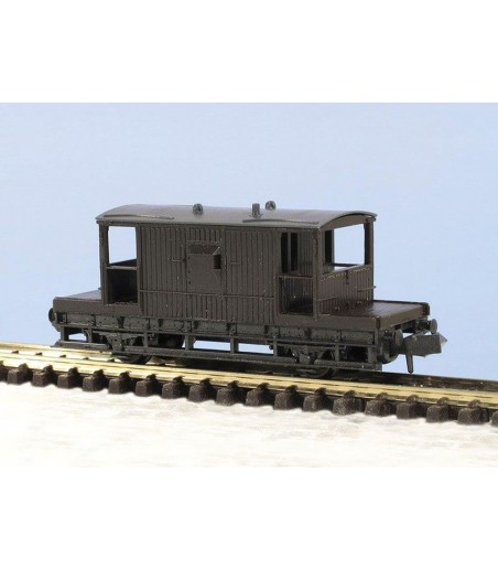 Peco Brake Van, NE or BR type N Gauge KNR-28