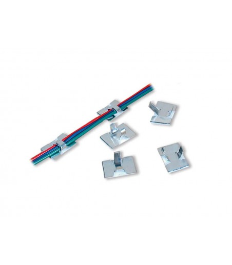 Peco Cable Clips - self adhesive All Gauges PL-37