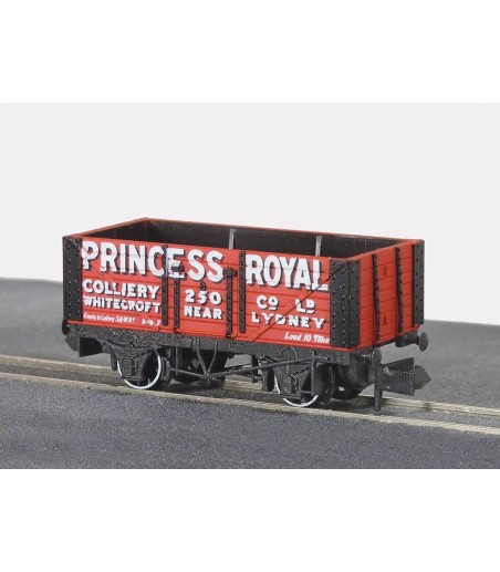 Peco Coal, 7 plank, Princess Royal N Gauge NR-P96