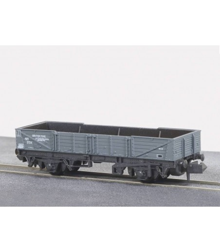 Peco Ferry' Tube Wagon, BR, grey N Gauge NR-7F