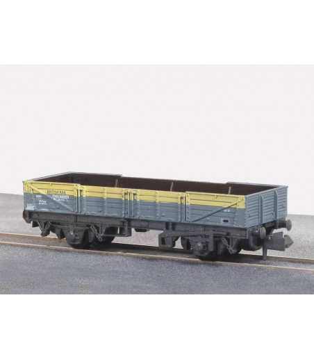 Peco Ferry' Tube Wagon, BR Stores, Blue/Grey  N Gauge NR-7H