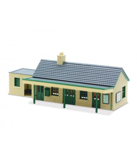 Peco Country Station Building, stone type OO/HO Gauge LK-13