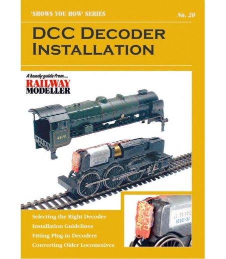 Peco DCC Decoder Installation All Gauges 20