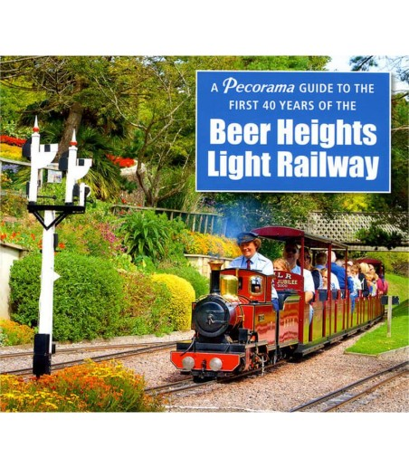 Peco First 40 years of the Beer Hights Railway All Gauges PB-63
