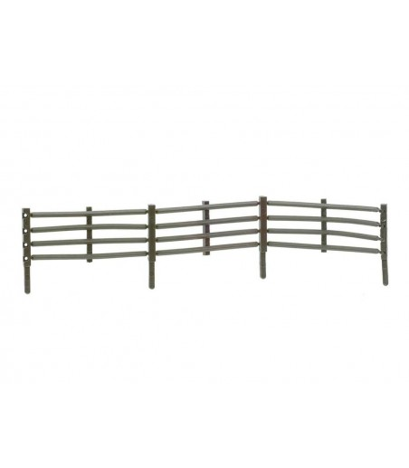 Peco Flexible Field Fencing, approx.980mm (38½in) total length N Gauge NB-45