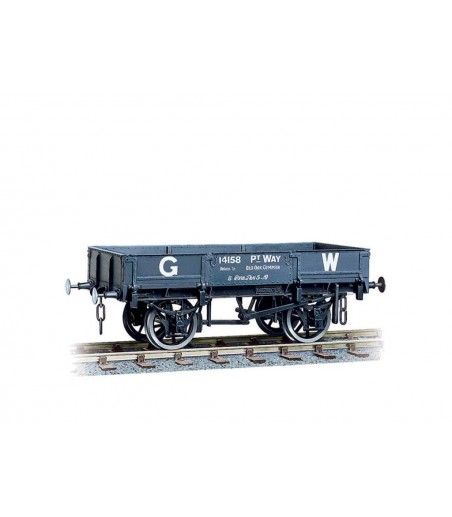 Peco GWR 8ton Permanent Way Steel type Open Wagon O Gauge W-605
