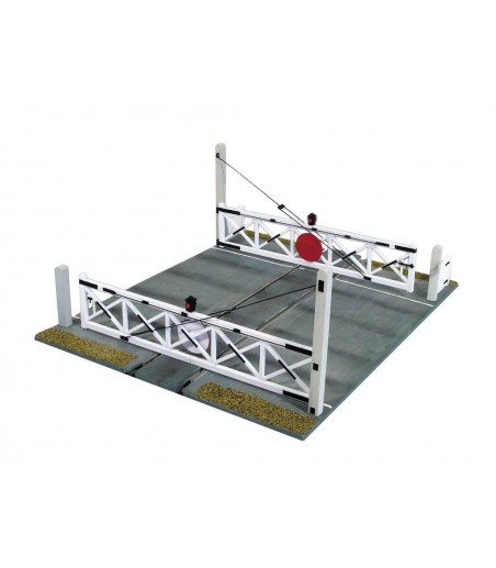 Peco Level Crossing Gates O Gauge LK-750