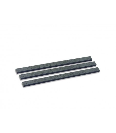 Peco Moulded Wood Grain Sleepering for turnouts                1 Gauge SL-801