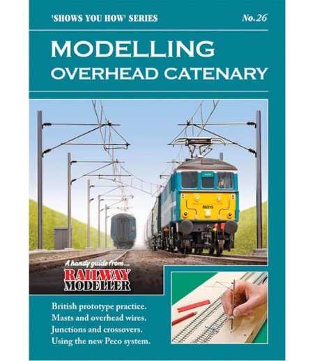 Peco Modelling Overhead Catenary All Gauges 26