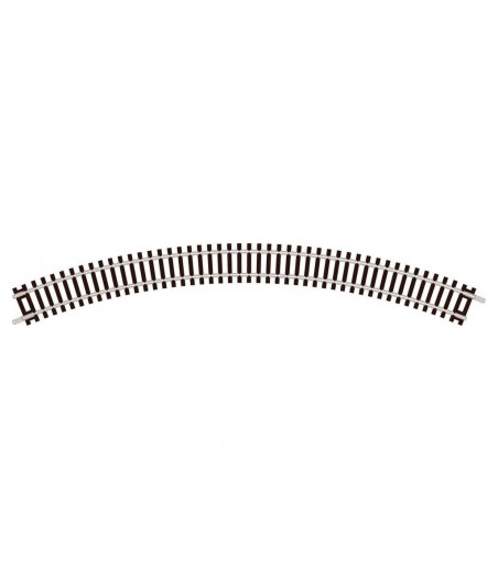 Peco No.1 Radius Double Curve, 228mm (9in) radius N Gauge ST-12