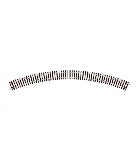 Peco No.2 Radius Double Curve, 263.5mm (10⅜in) radius N Gauge ST-15