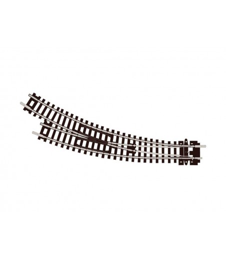 Peco R/H Curved Turnout N Gauge ST-44