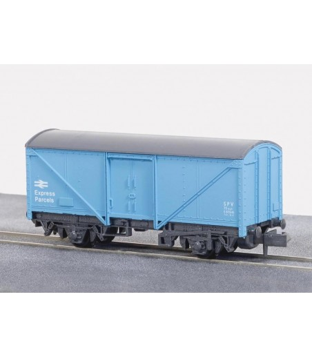 Peco Parcels Van, BR, light blue N Gauge NR-9B