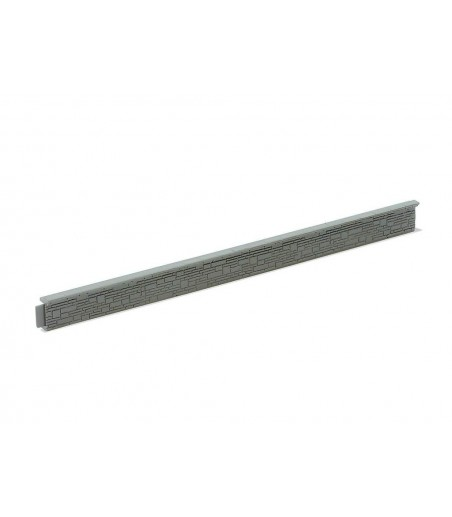 Peco Platform edging, stone type               N Gauge NB-28