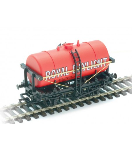 Peco Petrol Tank Wagon, Royal Daylight OO Gauge R-75RD