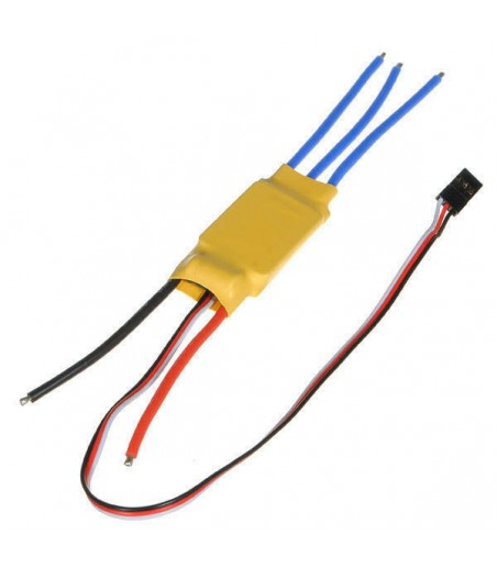 HW30A 30A Brushless Motor ESC For Airplane Quadcopter 2