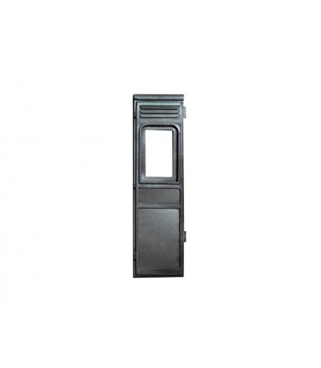 Peco Single Coach Door, with window O-16.5 Gauge OR-50