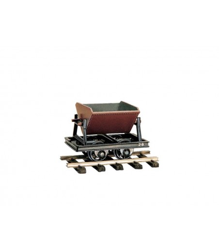 Peco Side Tip Wagon O-16.5 Gauge OR-28