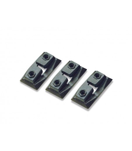 Peco Running Rail Fixings                                                                 1 Gauge SL-802