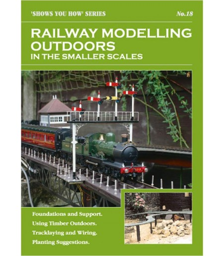 Peco Railway Modelling Outdoors in the Smaller Scales All Gauges 18