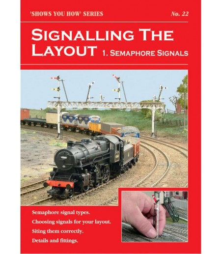 Peco Signalling the Layout - Part 1: Semaphore signals All Gauges 22