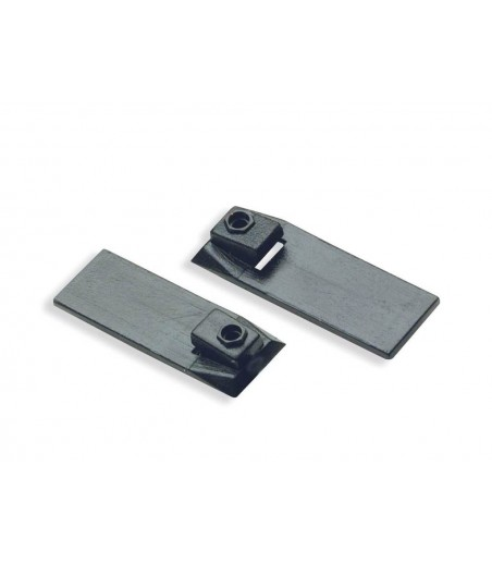 Peco Slide Rail Fixings                                                                          1 Gauge SL-803