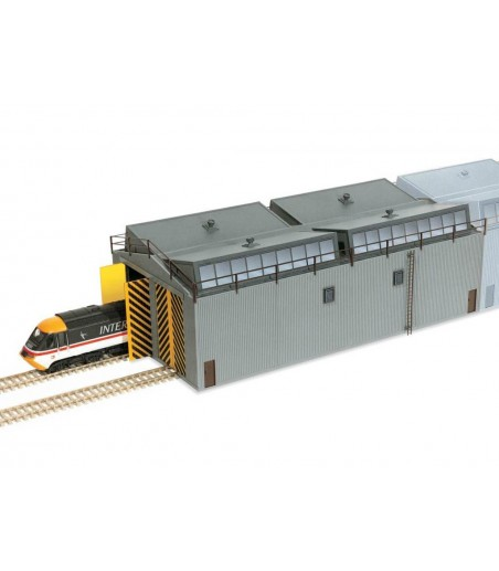 Peco Train Shed Unit OO/HO Gauge LK-80