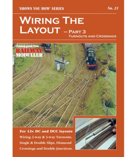 Peco Wiring the Layout - Part 3: Turnouts & Crossings All Gauges 21