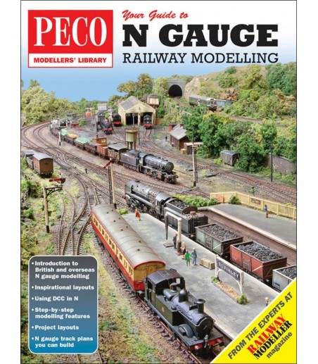 Peco Your Guide to N Gauge Railway Modelling All Gauges PM-204