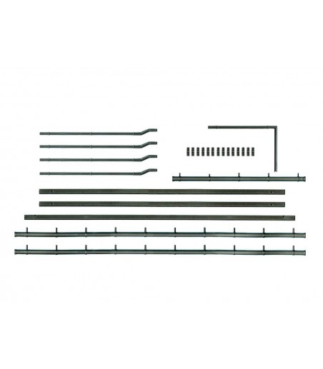 Ratio Gutters/Downpipes OO/HO Gauge 538