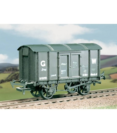 Ratio GWR Iron Mink 'A' van (M/W) All Gauges 563