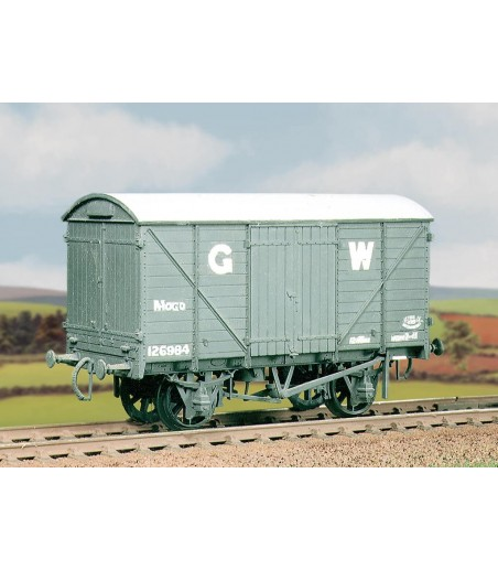 Ratio GWR Motor Car Van 'MOGO' (M/W) All Gauges 566