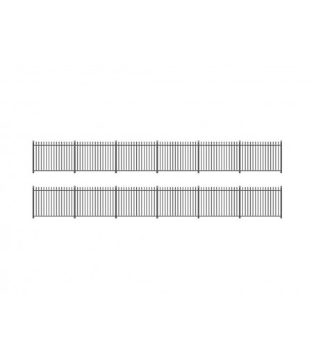 Ratio Spear Fencing (staight only) OO/HO Gauge 434