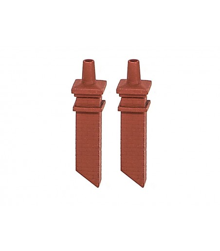 Ratio Signal Box Chimney Mouldings (pair) All Gauges 140