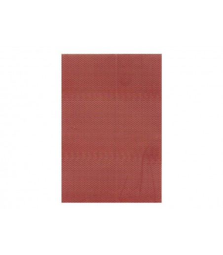 WILLS KITS Flexible Brick Sheets OO Gauge SSMP231