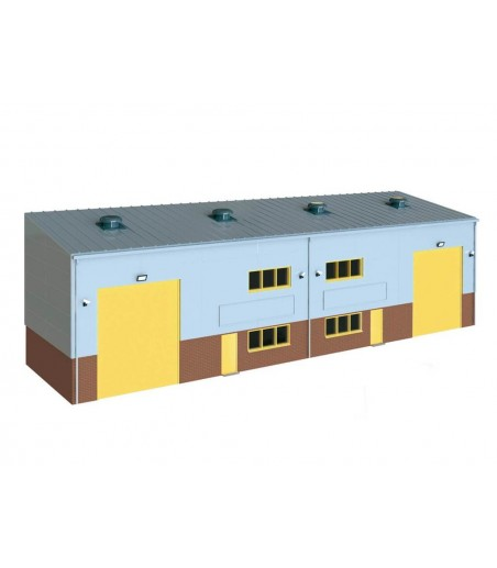 WILLS KITS Industrial / Retail Unit Base Kit OO Gauge SSM300