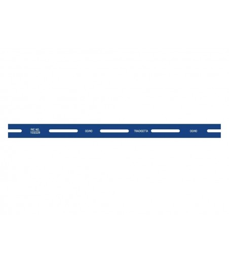 "TRACKSETTA 10"" Straight Template O Gauge OOT10"