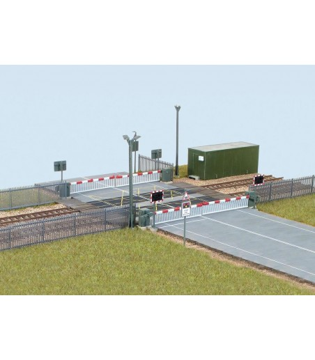 WILLS KITS Modern Level Crossing OO Gauge SSM318