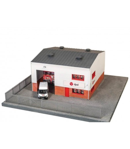 WILLS KITS Modern DPD Distribution Depot OO Gauge SSM322