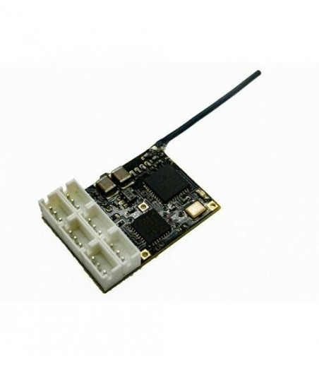 DSM2 Compatible 6-Channel Receiver (Ultra Light JST 1.5mm Connector) 2
