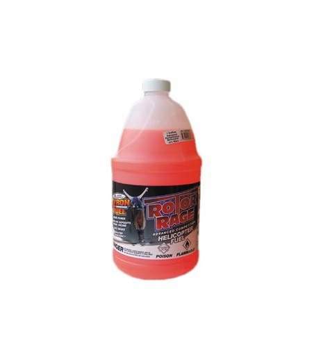BYRON COMPETITION ROTOR RAGE 'Master Blend' 30% HELI FUEL - GALLON