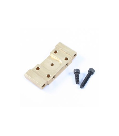 CENTRO C4.1 BRASS 30g FRONT BULKHEAD (use with C0034)