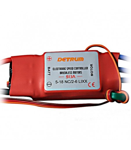 DYNAM 50A BRUSHLESS ESC