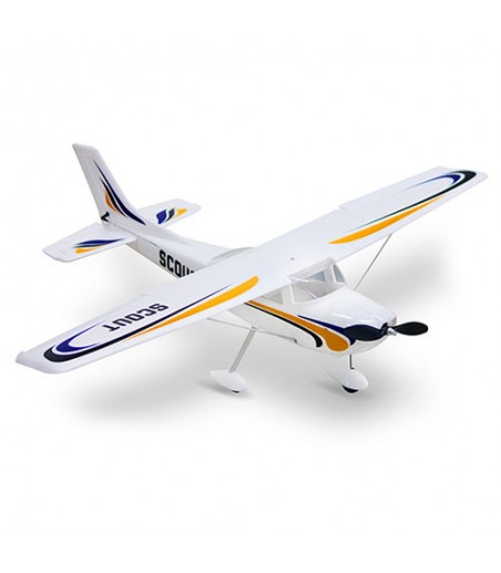 DYNAM SCOUT TRAINER 980MM RTF w/6-AXIS/ABS GYRO