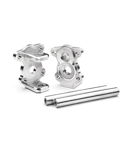 GMADE ALUMINUM C-HUB CARRIER 7 DEGREE (2) FOR R1 AXLE