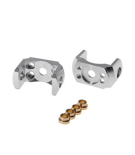GMADE ALUMINUM C-HUB CARRIER (2) FOR GS01 AXLE